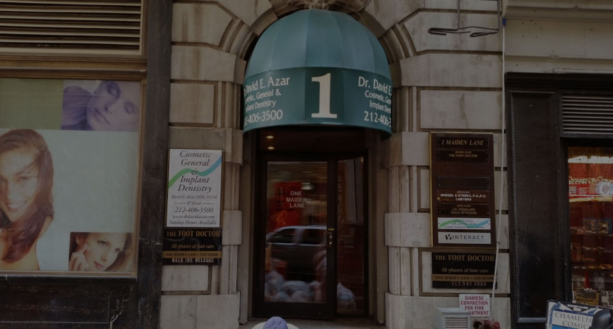 Cosmetic Dentist in Financial District